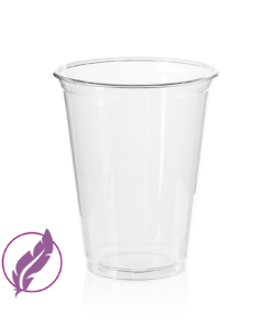 FEATHERWEIGHT Eco Cup (PET) 300ml, diameter 95mm [2AEL 450]