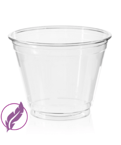 FEATHERWEIGHT Eco Cup (PET) 270ml, diameter 93mm [2AEL 270]