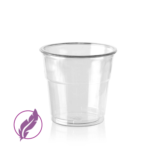 FEATHERWEIGHT Eco Cup (PET) 300ml, diameter 95mm [AEL 390]