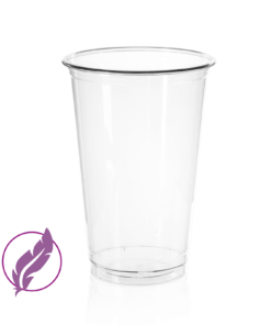 FEATHERWEIGHT Eco Cup (PET) 500ml, diameter 95mm [2AEL 650]