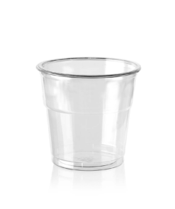 AMERICAN Cup (PET) 300ml, diameter 93mm [2AE 390]