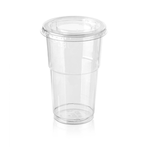 EUROPEAN Cup (rPET) 300ml, diameter 78mm [7AE 350]