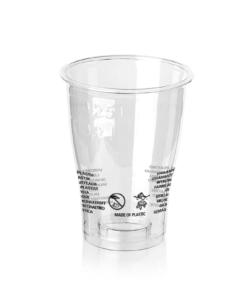 SOUL Cup (PET) 250ml, diameter 78mm [2AE S300]