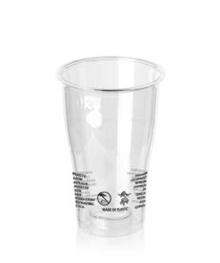 SOUL Cup (PET) 300ml, diameter 78mm [2AE S350]